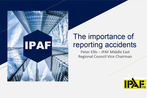 PeterEllis_IPAF_Incident_reporting