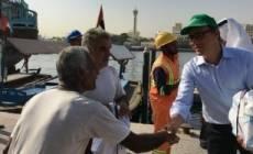 Schneider Electric provides support to Dubai seafarers