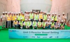 ENEC completes installation of Unit 3 Reactor Vessel at UAE nuclear plant