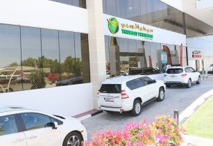 thumbay university hospital launches 24 hour drive thru pharmacy service to enable social distancing in line with covid 19 precautions