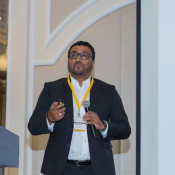 Cherian Varghese -  Collision Avoidance : Let's make it happen and save lives