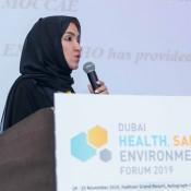 Dr. Maisoon Ali Alshaali - UAE national health & climate change strategic framework