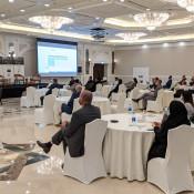 Audience at the HSE UAE Forum 2021
