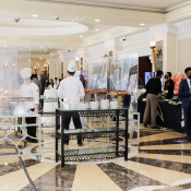 Networking and Coffee at HSE UAE Forum 2021